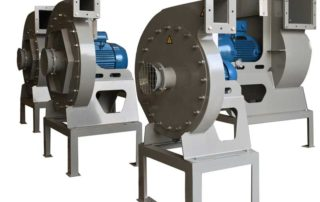 Small Centrifugal fans
